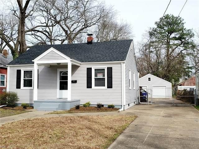 909 Douglas Ave, Portsmouth, VA 23707 (#10307636) :: Upscale Avenues Realty Group
