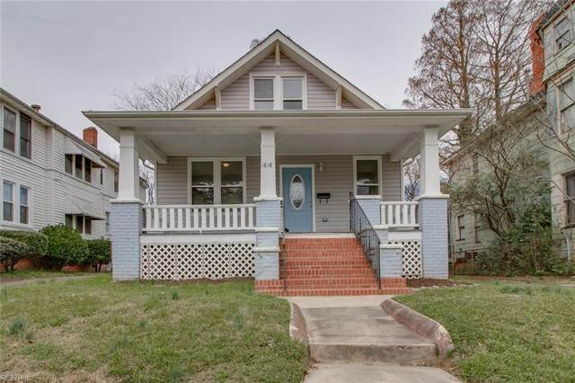 1818 Montclair Ave, Norfolk, VA 23523 (MLS #10307663) :: Chantel Ray Real Estate
