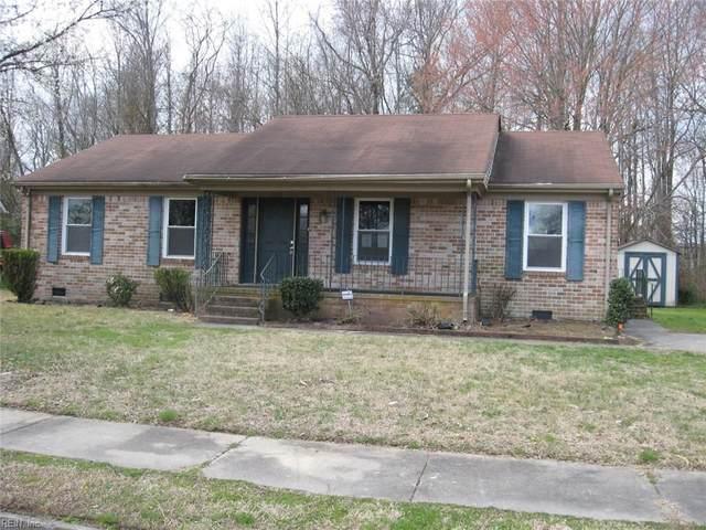 1930 Laigh Cir, Portsmouth, VA 23701 (MLS #10307669) :: Chantel Ray Real Estate