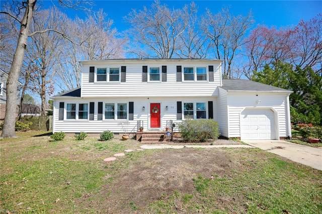 372 Belgrave Rd, Newport News, VA 23602 (#10307744) :: The Bell Tower Real Estate Team
