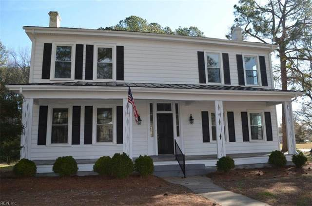 22101 Main St, Southampton County, VA 23837 (#10307746) :: Rocket Real Estate