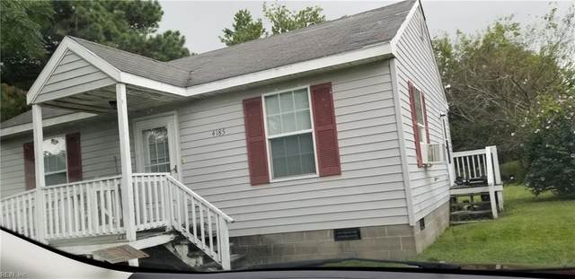 4185 Woods Ln, Northampton County, VA 23310 (MLS #10307815) :: Chantel Ray Real Estate