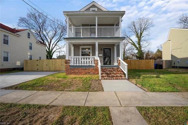 1730 Princeton Ave, Norfolk, VA 23523 (MLS #10307845) :: Chantel Ray Real Estate