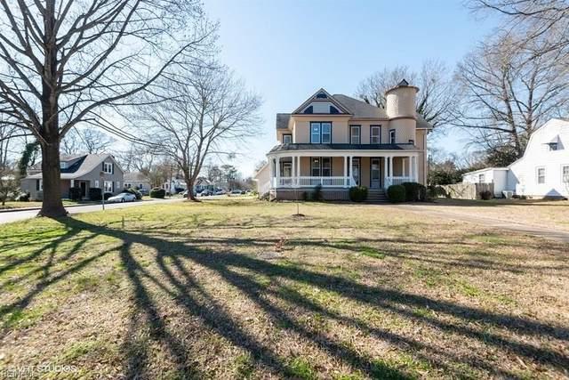 305 Hampton Roads Ave, Hampton, VA 23661 (MLS #10307855) :: Chantel Ray Real Estate