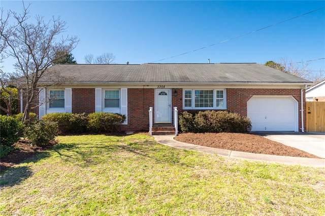 3308 Kensington St, Virginia Beach, VA 23452 (MLS #10307857) :: Chantel Ray Real Estate