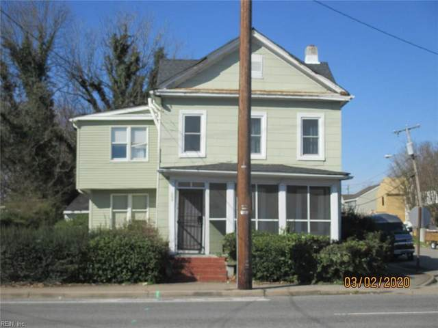 3000 Elm Ave, Portsmouth, VA 23704 (MLS #10307887) :: Chantel Ray Real Estate