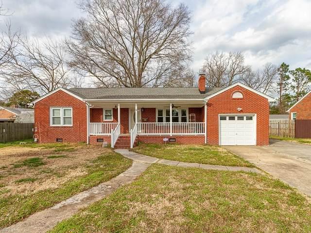 5 Roberta Dr, Hampton, VA 23666 (MLS #10307894) :: Chantel Ray Real Estate