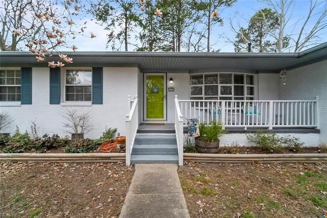 3508 Spence Rd, Portsmouth, VA 23703 (MLS #10308002) :: Chantel Ray Real Estate