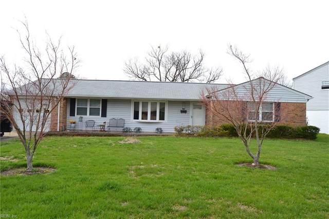 105 Brentwood Cir, Virginia Beach, VA 23452 (MLS #10308022) :: Chantel Ray Real Estate