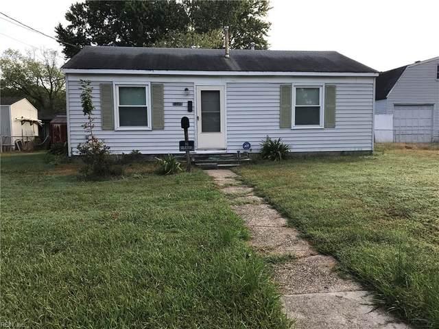 7402 Wickham Dr, Newport News, VA 23605 (#10308060) :: Abbitt Realty Co.