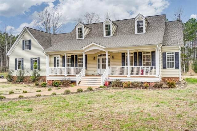 16365 Stage Rd, New Kent County, VA 23089 (#10308089) :: Atlantic Sotheby's International Realty