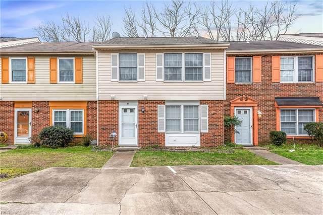 81 Lucinda Ct, Hampton, VA 23666 (MLS #10308108) :: Chantel Ray Real Estate