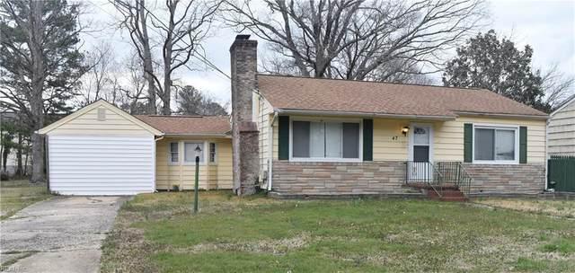 47 Richland Dr, Newport News, VA 23608 (MLS #10308124) :: Chantel Ray Real Estate