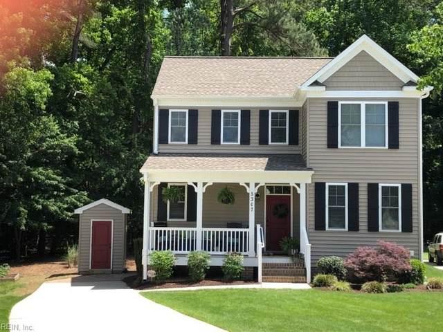 205 Curry Dr, James City County, VA 23188 (#10308261) :: Atlantic Sotheby's International Realty
