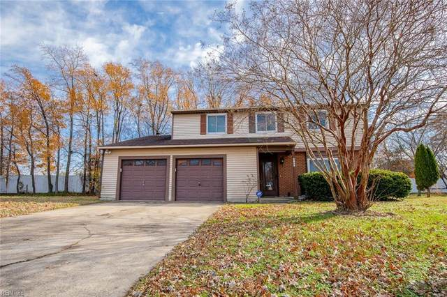 1301 Curtin Ct, Hampton, VA 23666 (#10308362) :: Kristie Weaver, REALTOR