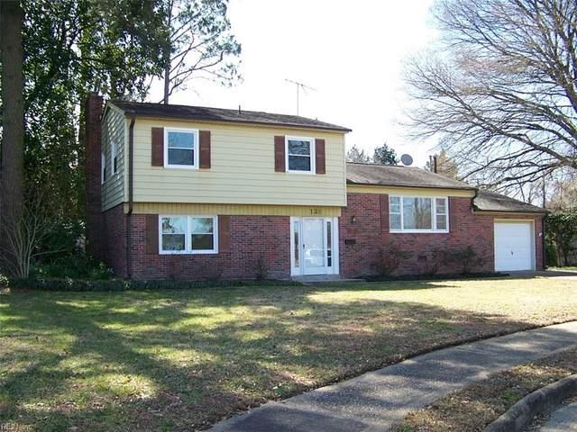 139 Tanglewood Dr, Hampton, VA 23666 (MLS #10308372) :: Chantel Ray Real Estate