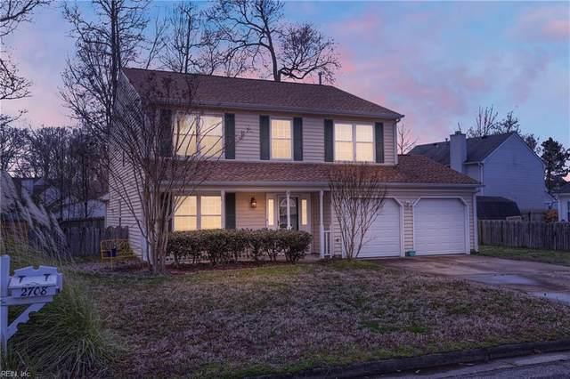 2708 Inglewood Ln, Virginia Beach, VA 23456 (MLS #10308395) :: Chantel Ray Real Estate