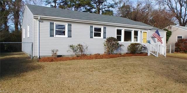 8209 Baywood Dr, Norfolk, VA 23518 (MLS #10308402) :: Chantel Ray Real Estate