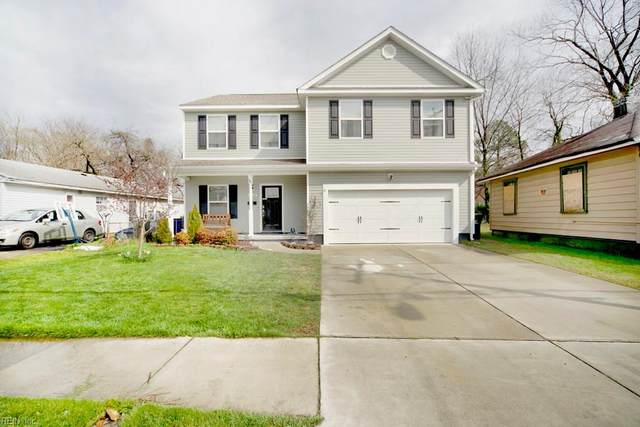 1018 Kenton Ave, Norfolk, VA 23504 (MLS #10308436) :: Chantel Ray Real Estate