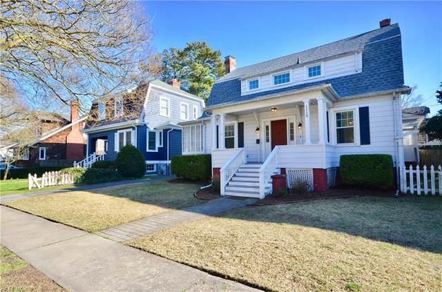 1119 Rockbridge Ave, Norfolk, VA 23508 (MLS #10308439) :: Chantel Ray Real Estate