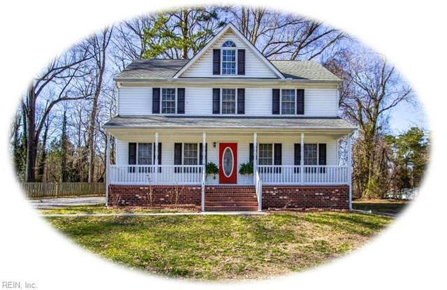 320 Thompson Ave, King William County, VA 23181 (#10308449) :: Berkshire Hathaway HomeServices Towne Realty