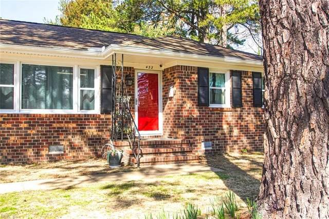 432 W Chickasaw Rd, Virginia Beach, VA 23462 (MLS #10308455) :: Chantel Ray Real Estate