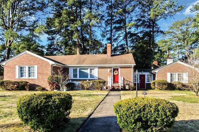 5101 Moonlit Ave, Portsmouth, VA 23703 (MLS #10308477) :: Chantel Ray Real Estate