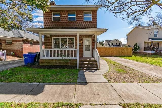 1531 Centre Ave, Portsmouth, VA 23704 (MLS #10308503) :: Chantel Ray Real Estate