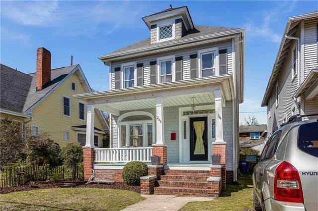 246 Lucile Ave, Norfolk, VA 23504 (#10308536) :: Upscale Avenues Realty Group