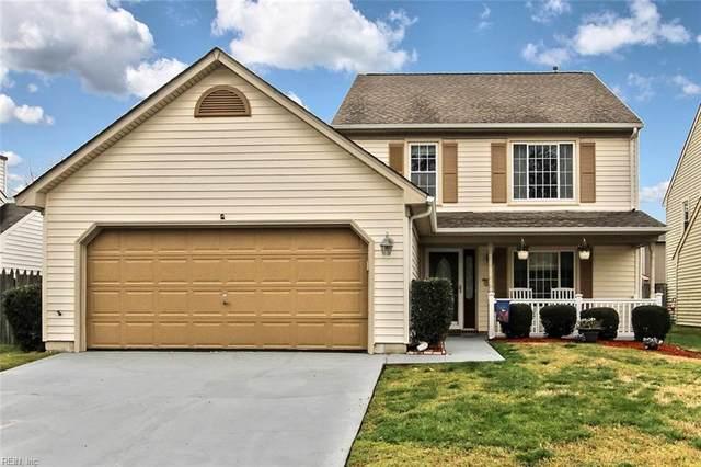 913 Carothers Arch, Virginia Beach, VA 23464 (MLS #10308578) :: Chantel Ray Real Estate