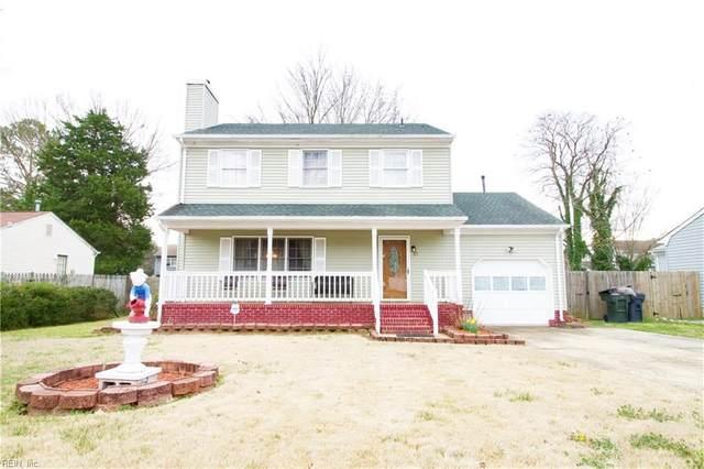 27 Butler Farm Rd, Hampton, VA 23666 (MLS #10308608) :: Chantel Ray Real Estate