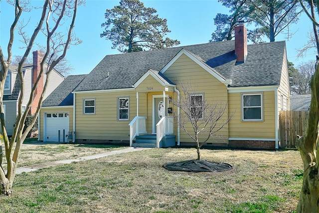 7624 Gloucester Ave, Norfolk, VA 23505 (#10308616) :: Atlantic Sotheby's International Realty