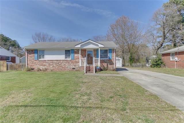 1116 Woodland Terrace Dr, Chesapeake, VA 23323 (MLS #10308637) :: Chantel Ray Real Estate