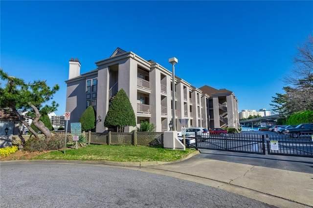 401 Harbour Pt #101, Virginia Beach, VA 23451 (#10308666) :: Atlantic Sotheby's International Realty