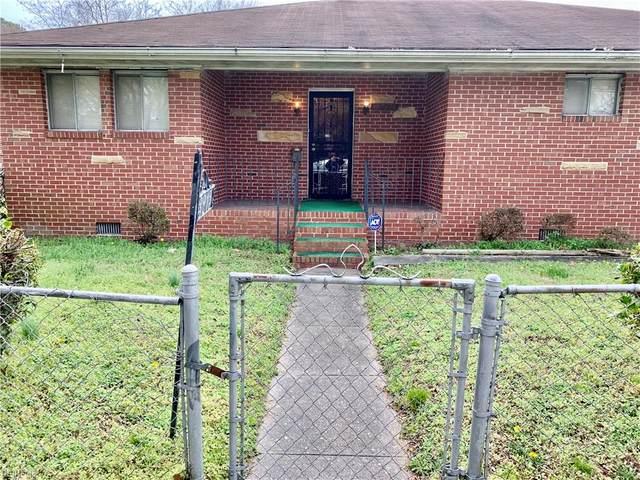 3213 Killian Ave, Portsmouth, VA 23704 (MLS #10308749) :: Chantel Ray Real Estate