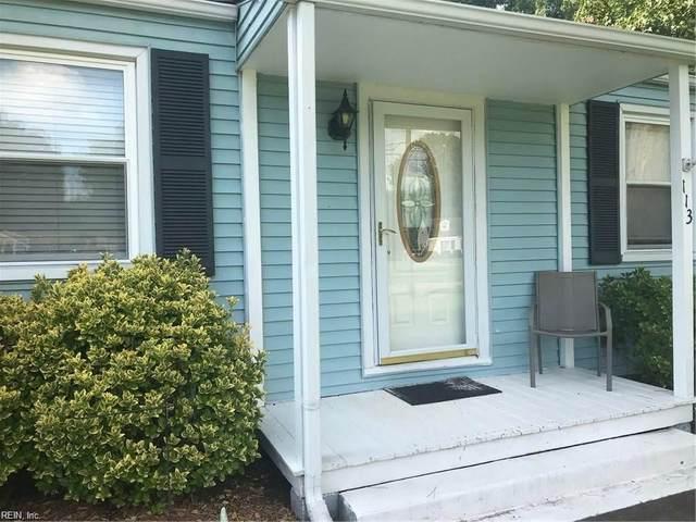 113 Beaton Dr, Portsmouth, VA 23701 (MLS #10308764) :: Chantel Ray Real Estate