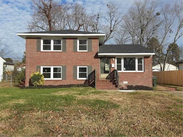 810 Headrow Ter, Hampton, VA 23666 (MLS #10308792) :: Chantel Ray Real Estate