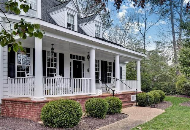 3300 Hillcrest Trl, James City County, VA 23168 (#10308887) :: Atlantic Sotheby's International Realty