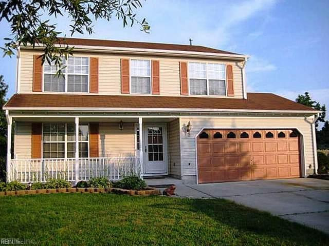 2572 Archdale Dr, Virginia Beach, VA 23456 (MLS #10308962) :: Chantel Ray Real Estate