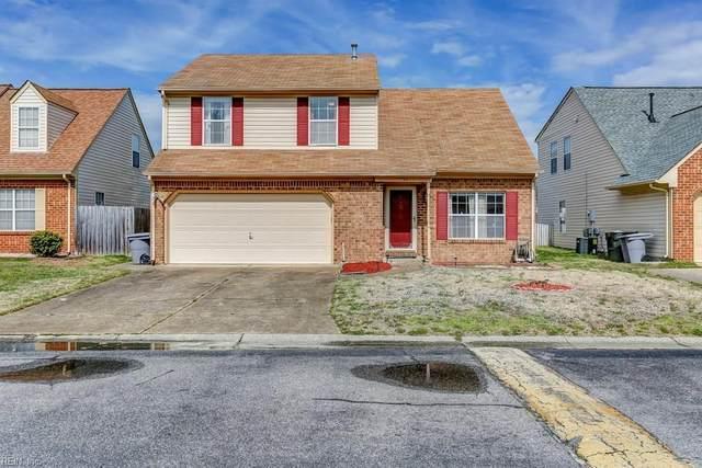 34 Kincaid Ln, Hampton, VA 23666 (#10308979) :: Atlantic Sotheby's International Realty