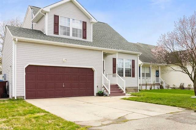 4905 Bainbridge Blvd, Chesapeake, VA 23320 (#10308995) :: Kristie Weaver, REALTOR