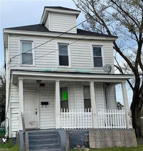 916 Joyce St, Norfolk, VA 23523 (#10309049) :: Atlantic Sotheby's International Realty