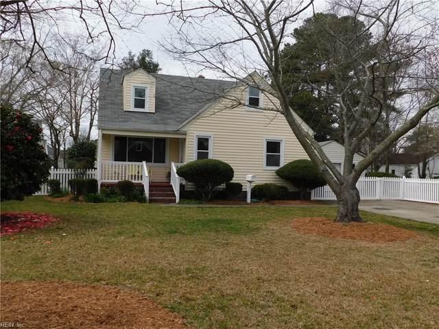 3321 Justis St, Virginia Beach, VA 23464 (MLS #10309065) :: Chantel Ray Real Estate