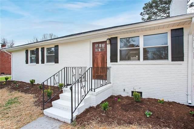 5931 Sellger Dr, Norfolk, VA 23502 (MLS #10309127) :: Chantel Ray Real Estate