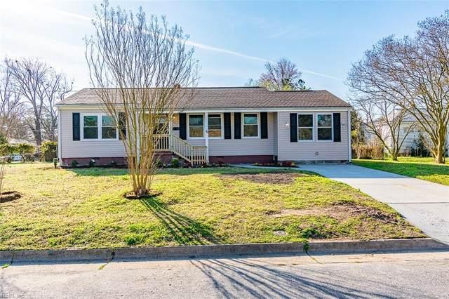 14 Surry Ct, Hampton, VA 23669 (MLS #10309145) :: Chantel Ray Real Estate