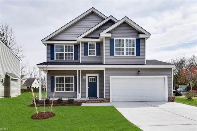MM Magnolia 2 @ Holland Meadows, Isle of Wight County, VA 23487 (MLS #10309193) :: Chantel Ray Real Estate