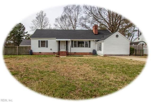 706 Jackson Dr, James City County, VA 23185 (MLS #10309210) :: Chantel Ray Real Estate