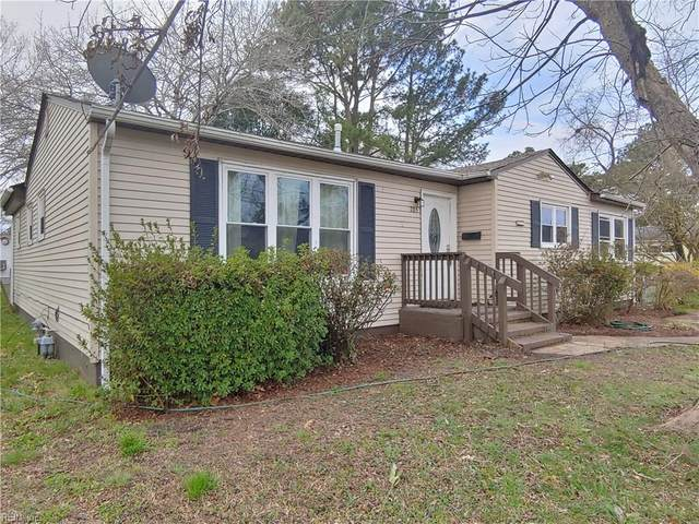 705 River Creek Rd, Chesapeake, VA 23320 (MLS #10309236) :: Chantel Ray Real Estate