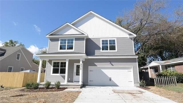 3409 Cedar Ln, Portsmouth, VA 23703 (#10309310) :: Atlantic Sotheby's International Realty
