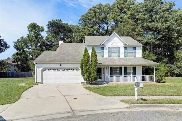 5 Bob Gray Cir, Hampton, VA 23666 (#10309335) :: Abbitt Realty Co.